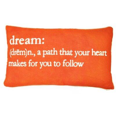 Abner Dream Definition Lumbar Pillow