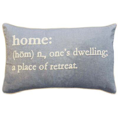Adamski Home Definition Lumbar Pillow