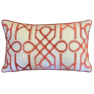 Banuelos Velvet Lumbar Pillow