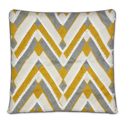 Aceves 100% Cotton Throw Pillow