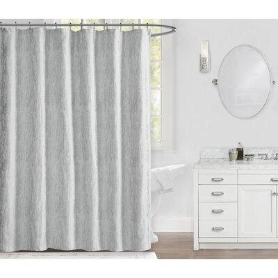 Sherranda 100% Cotton Shower Curtain