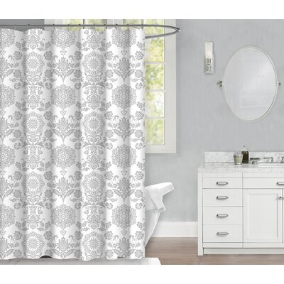 Bissell 100% Cotton Shower Curtain