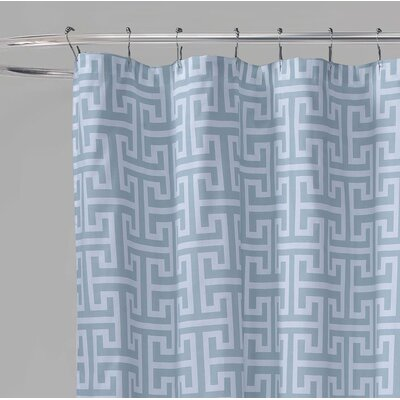 Westfall 100% Cotton Shower Curtain