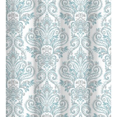 Berumen 100% Cotton Shower Curtain