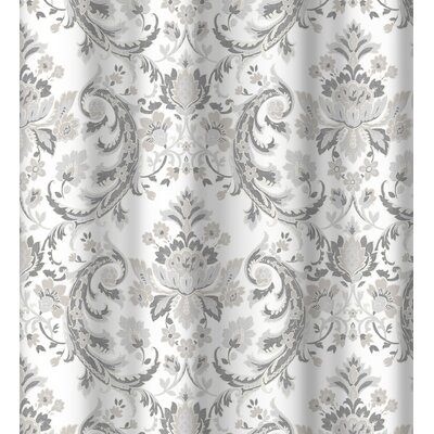 Sophocles 100% Cotton Shower Curtain