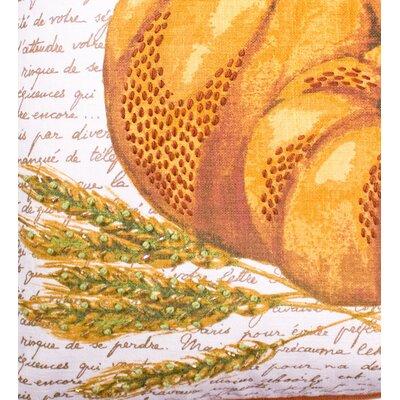 Wybolt Pumpkin Script 100% Cotton Throw Pillow