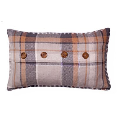 Predmore Madras Cotton Lumbar Pillow