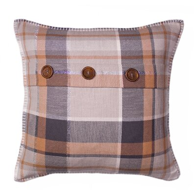 Predmore Madras Cotton Throw Pillow