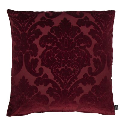 Classic Trend Chateau Throw Pillow Color: Bordeaux