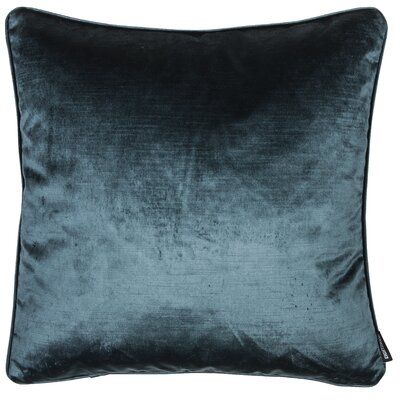 Essentials Lovisa Throw Pillow Color: Dark Petrol