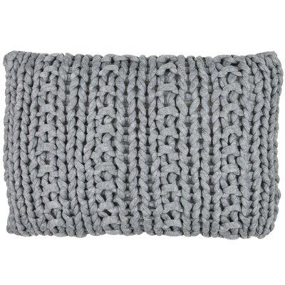 Rustic Scandinavian Chunky Lumbar Pillow