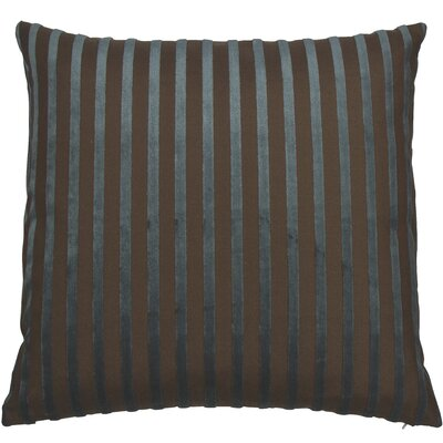 Classic Trend Ormond Throw Pillow Color: Petrol