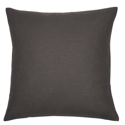 Essentials Linnea Throw Pillow Color: Anthracite
