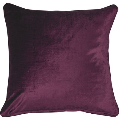 Essentials Lovisa Throw Pillow Color: Purple
