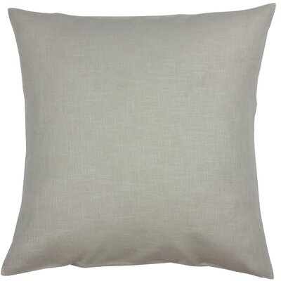 Essentials Linnea Throw Pillow Color: Beige