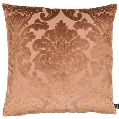 Classic Trend Chateau Throw Pillow Color: Orange