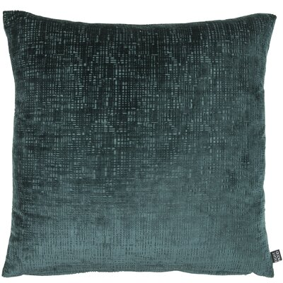 Classic Trend Geneva Throw Pillow Color: Dark Petrol