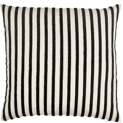 Classic Trend Ormond Throw Pillow Color: Black