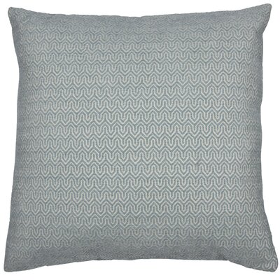 Modern Romance Wanda Throw Pillow Color: Mint