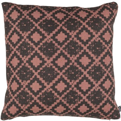 Roots Kerala Cotton Throw Pillow