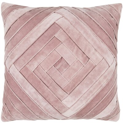 Modern Romance Marisa Cotton Throw Pillow