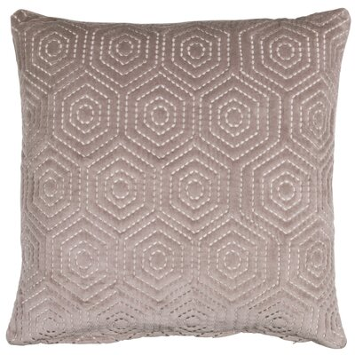 Modern Romance Piccadilly Cotton Throw Pillow
