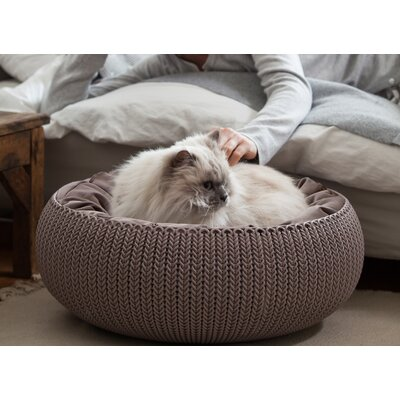 Barry Knit Cozy Pet Bed