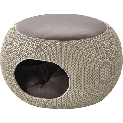 Knit Cozy Pet Home Color: Beige