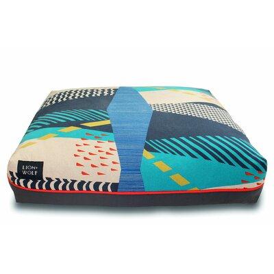 Cloudburst Cat Bed Color: Teal