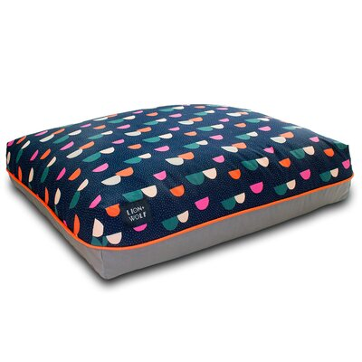 Replacement Pet Bed Cover Size: Small (27 L x 21 W)