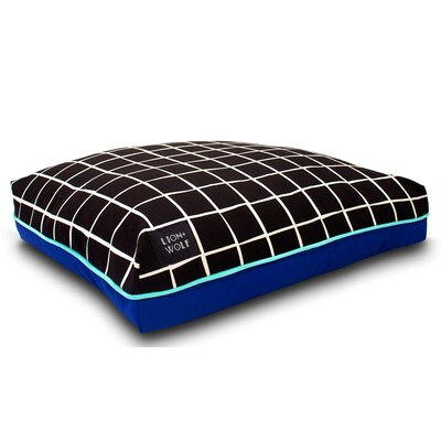 Geo Replacement Pet Bed Cover Size: Medium (33 L x 27 W)