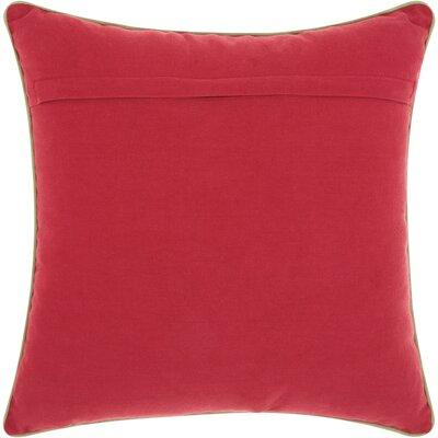 Corydon Square Cotton Throw Pillow