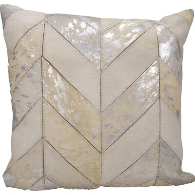 Kathy Ireland Throw Pillow Color: White