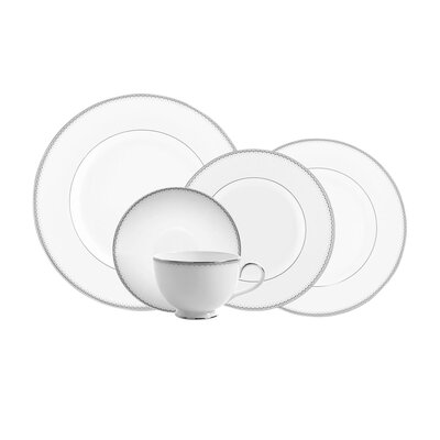 Dentelle 5 Piece Place Setting, Service for 1 024258504714