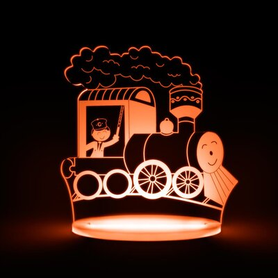 Train LED Night Light