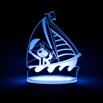 Pirate LED Night Light