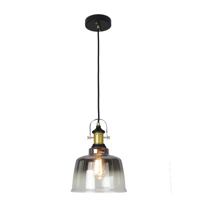 NY Industrial 1-Light Mini Pendant