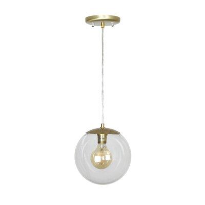 Leeman 1-Light LED Globe Pendant