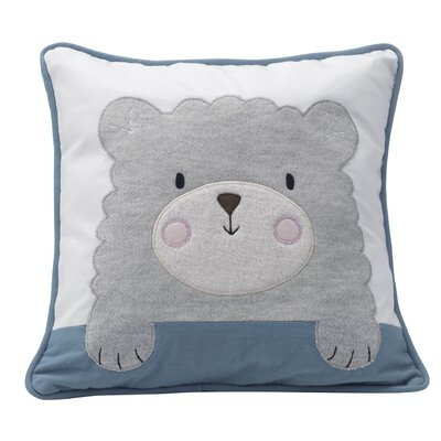 Little Llama Throw Pillow