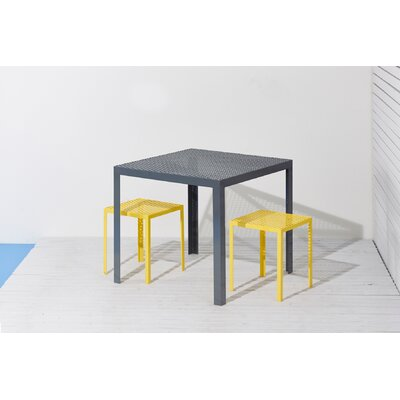 Howard Series Coffee Table Finish: Yellow