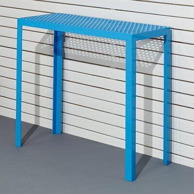 Howard Series Entry Table Finish: Light Blue