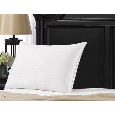 Exquisite Hotel Gel Fiber Pillow Size: King