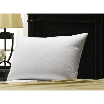 Exquisite Hotel Polyfill Pillow Size: King