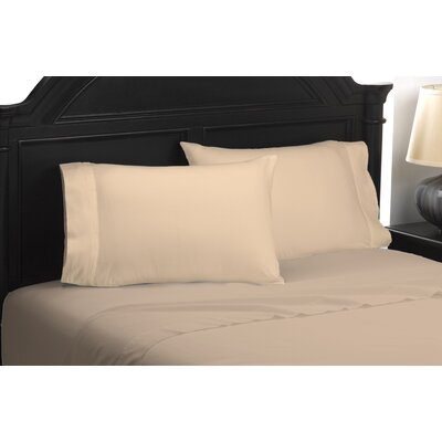 Exquisite Hotel 600 Thread Count 100% Cotton Sheet Set Size: King, Color: Bronze