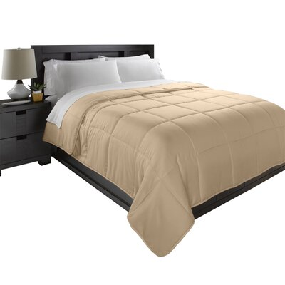Down Alternative Comforter Bed Size: King