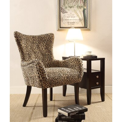Galloway Wingback Chair