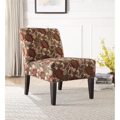 Cranbury Paisley Side Chair