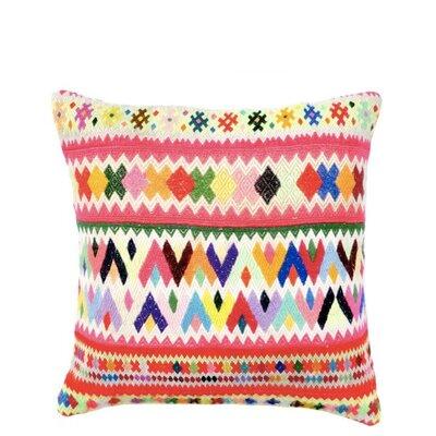 Marisol Wool Throw Pillow