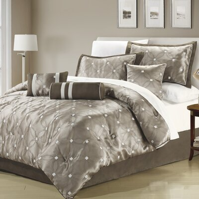 Carvalho 7 Piece Comforter Set