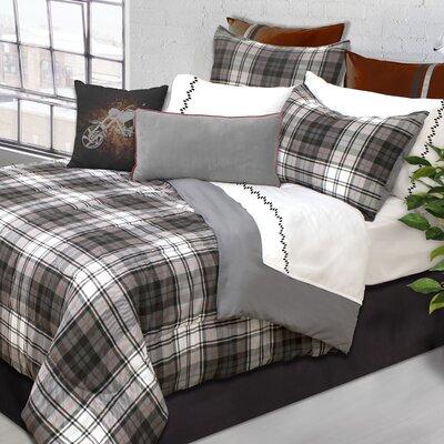 Devon Plaid 2 Piece Comforter Set